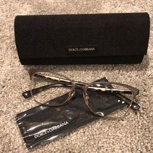 90b0e651ac3 Dolce   Gabbana Accessories - Dolce   Gabbana prescription glasses